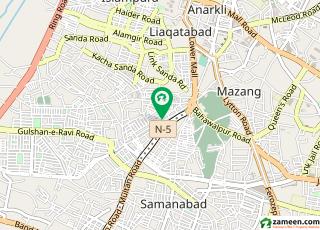 چوبرجی پارک روڈ لاہور میں 4 کمروں کا 6 مرلہ مکان 1.75 کروڑ میں برائے فروخت۔
