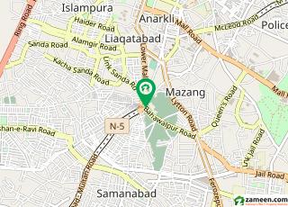 چوبرجی چوک لاہور میں 2.1 کنال مکان 8 کروڑ میں برائے فروخت۔