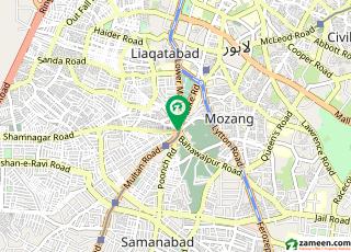 چوبرجی لاہور میں 5 کمروں کا 13 مرلہ مکان 4 کروڑ میں برائے فروخت۔