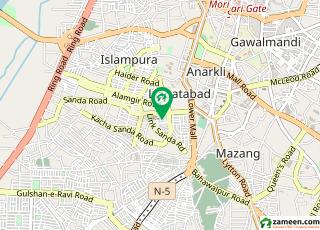 لوئر مال لاہور میں 2 کمروں کا 2 مرلہ فلیٹ 42 لاکھ میں برائے فروخت۔