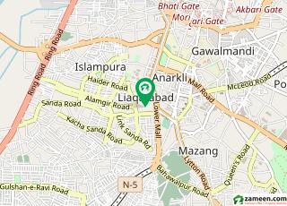 لیاقت آباد لاہور میں 2 کمروں کا 2 مرلہ مکان 35 لاکھ میں برائے فروخت۔
