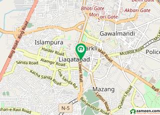 لوئر مال لاہور میں 2 کمروں کا 2 مرلہ مکان 90 لاکھ میں برائے فروخت۔