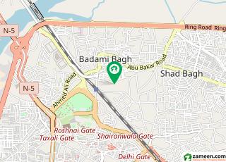 داتا نگر بادامی باغ لاہور میں 4 کمروں کا 9 مرلہ مکان 1.05 کروڑ میں برائے فروخت۔