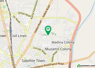 عابد کالونی گوجرانوالہ میں 4 مرلہ مکان 30 لاکھ میں برائے فروخت۔
