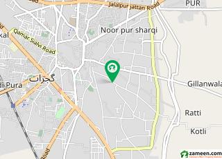 گھڑی احمدا روڈ گجرات میں 7 کمروں کا 6 مرلہ مکان 50 لاکھ میں برائے فروخت۔