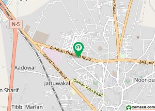 رحمان شہید روڈ گجرات میں 8 مرلہ مکان 1.25 کروڑ میں برائے فروخت۔