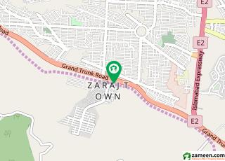رانیا ہائٹس زراج ہاؤسنگ سکیم اسلام آباد میں 2 کمروں کا 4 مرلہ فلیٹ 55 لاکھ میں برائے فروخت۔