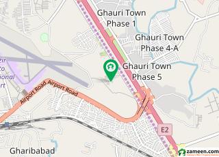 شاہین ٹاؤن فیز 2 شاہین ٹاؤن اسلام آباد میں 6 کمروں کا 17 مرلہ مکان 1.3 کروڑ میں برائے فروخت۔