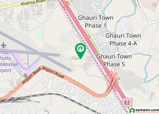 سنگھار ٹاؤن راولپنڈی میں 5 مرلہ مکان 1.05 کروڑ میں برائے فروخت۔