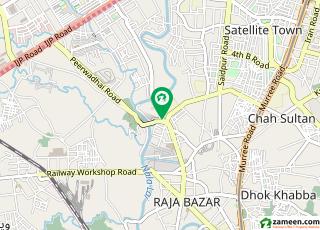 دھوکے دلال روڈ راولپنڈی میں 5 مرلہ مکان 85 لاکھ میں برائے فروخت۔
