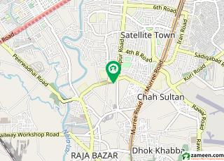 اصغر مال روڈ راولپنڈی میں 1 کمرے کا 6 مرلہ کمرہ 15 ہزار میں کرایہ پر دستیاب ہے۔