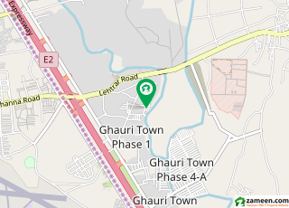 قطبل ٹاؤن اسلام آباد میں 4 مرلہ رہائشی پلاٹ 29 لاکھ میں برائے فروخت۔