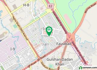 آئی ۔ 8 مرکز آئی ۔ 8 اسلام آباد میں 4.27 کنال کمرشل پلاٹ 1.65 ارب میں برائے فروخت۔
