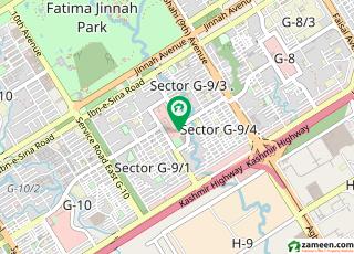 جی ۔ 9 مرکز جی ۔ 9 اسلام آباد میں 11 مرلہ کمرشل پلاٹ 42 کروڑ میں برائے فروخت۔