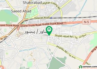 سٹی سرکلر روڈ پشاور میں 5 کمروں کا 5 مرلہ مکان 55 لاکھ میں برائے فروخت۔