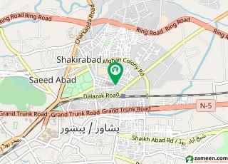 فقیر آباد روڈ پشاور میں 7 کمروں کا 18 مرلہ مکان 4.32 کروڑ میں برائے فروخت۔