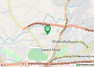 مدینہ کالونی پشاور میں 5 کمروں کا 3 مرلہ مکان 63 لاکھ میں برائے فروخت۔