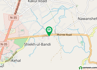 مری روڈ ایبٹ آباد میں 1 کمرے کا 2 مرلہ فلیٹ 36.75 لاکھ میں برائے فروخت۔