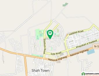 سٹیل ٹاؤن بِن قاسم ٹاؤن کراچی میں 96 کنال کمرشل پلاٹ 24 کروڑ میں برائے فروخت۔