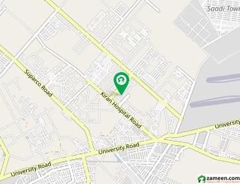 کیپٹل کوآپریٹو ہاؤسنگ سوسائٹی سکیم 33 - سیکٹر 35-اے سکیم 33 کراچی میں 5 مرلہ رہائشی پلاٹ 89 لاکھ میں برائے فروخت۔