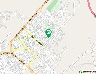 گلشنِ معمار گداپ ٹاؤن کراچی میں 3.47 کنال کمرشل پلاٹ 4.75 کروڑ میں برائے فروخت۔