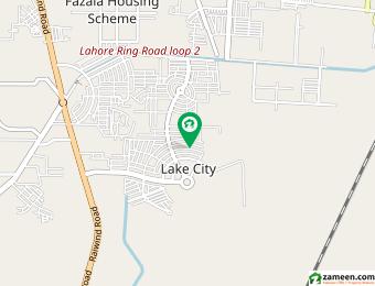 لیک سٹی ۔ سیکٹر ایم ۔ 3 لیک سٹی لاہور میں 1 کنال رہائشی پلاٹ 1.45 کروڑ میں برائے فروخت۔