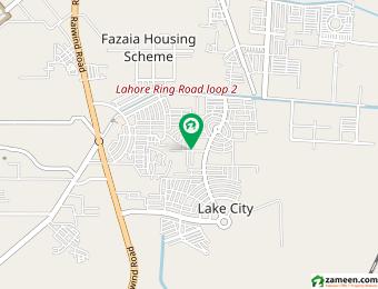 لیک سٹی ۔ سیکٹر ایم ۔ 2 لیک سٹی لاہور میں 1 کنال رہائشی پلاٹ 1.35 کروڑ میں برائے فروخت۔