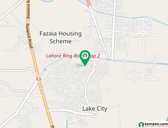لیک سٹی ۔ سیکٹر ایم ۔ 2اے لیک سٹی لاہور میں 10 مرلہ رہائشی پلاٹ 85 لاکھ میں برائے فروخت۔