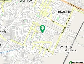 ٹاؤن شپ ۔ سیکٹر سی 1 ٹاؤن شپ لاہور میں 2 کنال کمرشل پلاٹ 15.8 کروڑ میں برائے فروخت۔