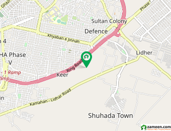 ڈی ایچ اے فیز 5 - بلاک ایم ڈی ایچ اے فیز 5 ڈیفنس (ڈی ایچ اے) لاہور میں 1 کنال رہائشی پلاٹ 1.85 کروڑ میں برائے فروخت۔