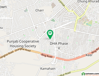 ڈی ایچ اے فیز 4 - بلاک ایفایف فیز 4 ڈیفنس (ڈی ایچ اے) لاہور میں 8 مرلہ رہائشی پلاٹ 21 کروڑ میں برائے فروخت۔