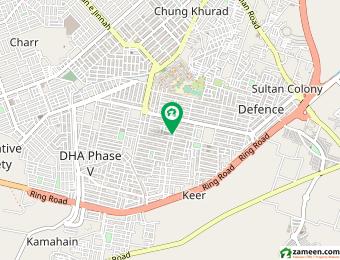 ڈی ایچ اے فیز 5 ڈیفنس (ڈی ایچ اے) لاہور میں 2 کنال رہائشی پلاٹ 6.8 کروڑ میں برائے فروخت۔