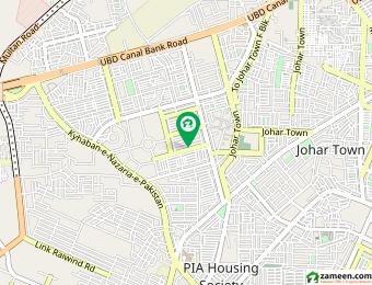 جوہر ٹاؤن فیز 2 - بلاک پی جوہر ٹاؤن فیز 2 جوہر ٹاؤن لاہور میں 8 مرلہ رہائشی پلاٹ 1.62 کروڑ میں برائے فروخت۔