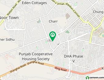 ڈی ایچ اے فیز 4 - بلاک ڈیڈی فیز 4 ڈیفنس (ڈی ایچ اے) لاہور میں 4 مرلہ کمرشل پلاٹ 5.5 کروڑ میں برائے فروخت۔