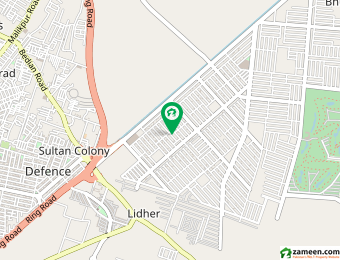 ڈی ایچ اے فیز 6 ڈیفنس (ڈی ایچ اے) لاہور میں 1 کنال رہائشی پلاٹ 3.2 کروڑ میں برائے فروخت۔