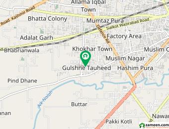 شاطاب گڑھ سیالکوٹ میں 6 کمروں کا 4 مرلہ مکان 55 لاکھ میں برائے فروخت۔