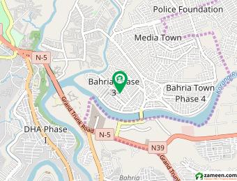 بحریہ ٹاؤن فیز 3 بحریہ ٹاؤن راولپنڈی راولپنڈی میں 1 کنال رہائشی پلاٹ 1.75 کروڑ میں برائے فروخت۔