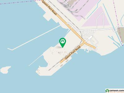 Port Qasim Eastern Zone 10 Acres Light Medium Industrial Plot