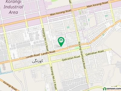 750  Square Feet Flat In Stunning Korangi Is Available For Sale