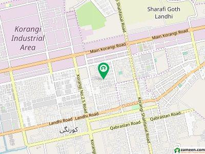 کورنگی ۔ سیکٹر 35-اے کورنگی کراچی میں 12 مرلہ مکان 2 کروڑ میں برائے فروخت۔