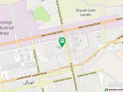 کورنگی ۔ سیکٹر 35-بی کورنگی کراچی میں 3 کمروں کا 5 مرلہ مکان 1.4 کروڑ میں برائے فروخت۔