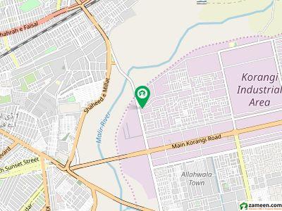 320 Sq Yards Industrial Plot For Sale In Mehran Town Korangi