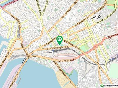 نیوچلی آئی آئی چندڑیگر روڈ کراچی میں 5 مرلہ دفتر 65 لاکھ میں برائے فروخت۔