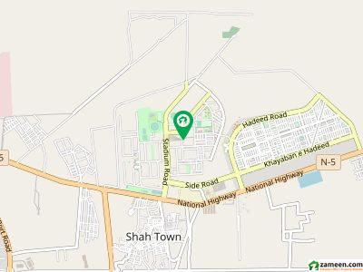 Plot Available For Sale Hadeed Park City