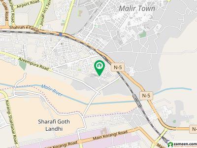 سلمان گارڈنز شاہ فیصل ٹاؤن کراچی میں 1 کمرے کا 2 مرلہ فلیٹ 22 لاکھ میں برائے فروخت۔