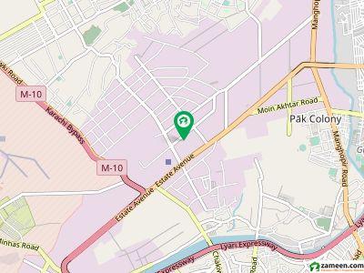 سندھ انڈسٹریل ٹریڈنگ اسٹیٹ کراچی میں 4.84 کنال صنعتی زمین 7.75 کروڑ میں برائے فروخت۔