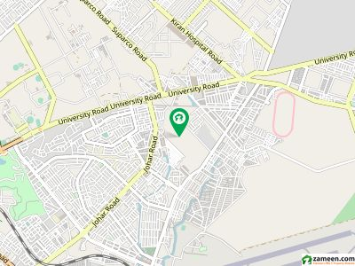 Plot For Sale In Saadabad Society Block 5 On Main 200 Feet Road