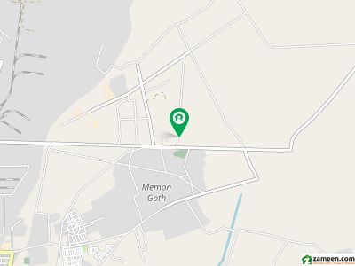 A Beautiful Commercial Plot Is Available For Sale In Al Jadeed Residency