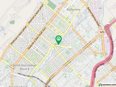 عرفات ٹاؤن نارتھ ناظم آباد کراچی میں 2 کمروں کا 3 مرلہ فلیٹ 15 ہزار میں کرایہ پر دستیاب ہے۔