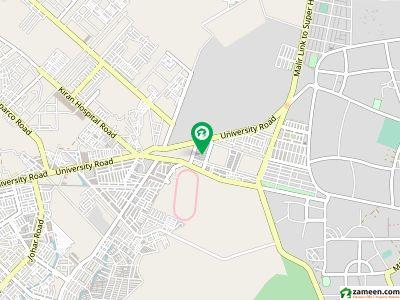 160 yards corner west open single story house 2 bed dd 60 ft road Scheme 33 Gulshan e umair society